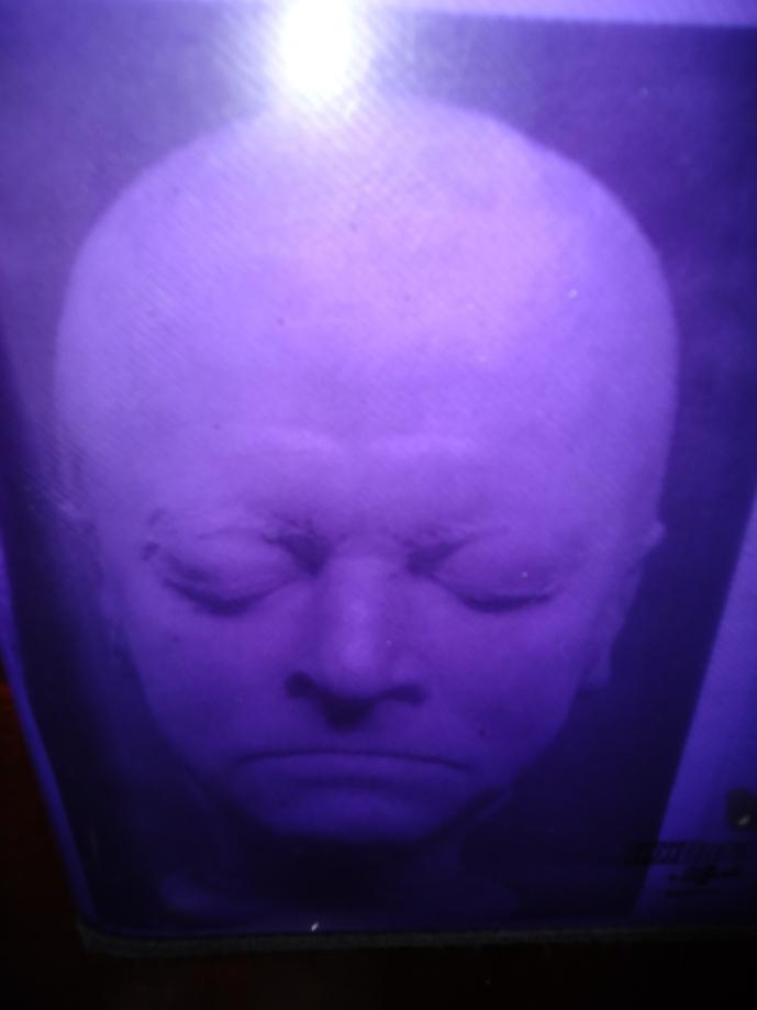 William Blake lifemask