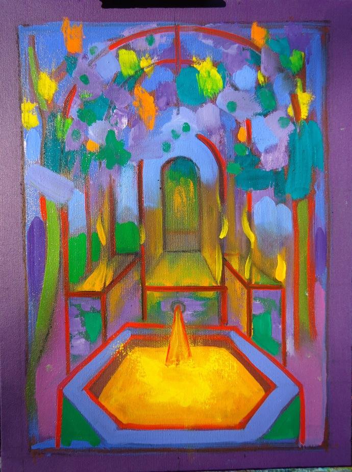 burning shrine cropped