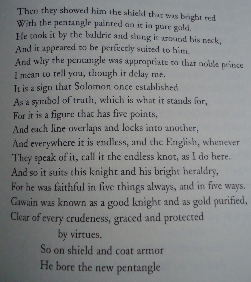Gawain's Shield
